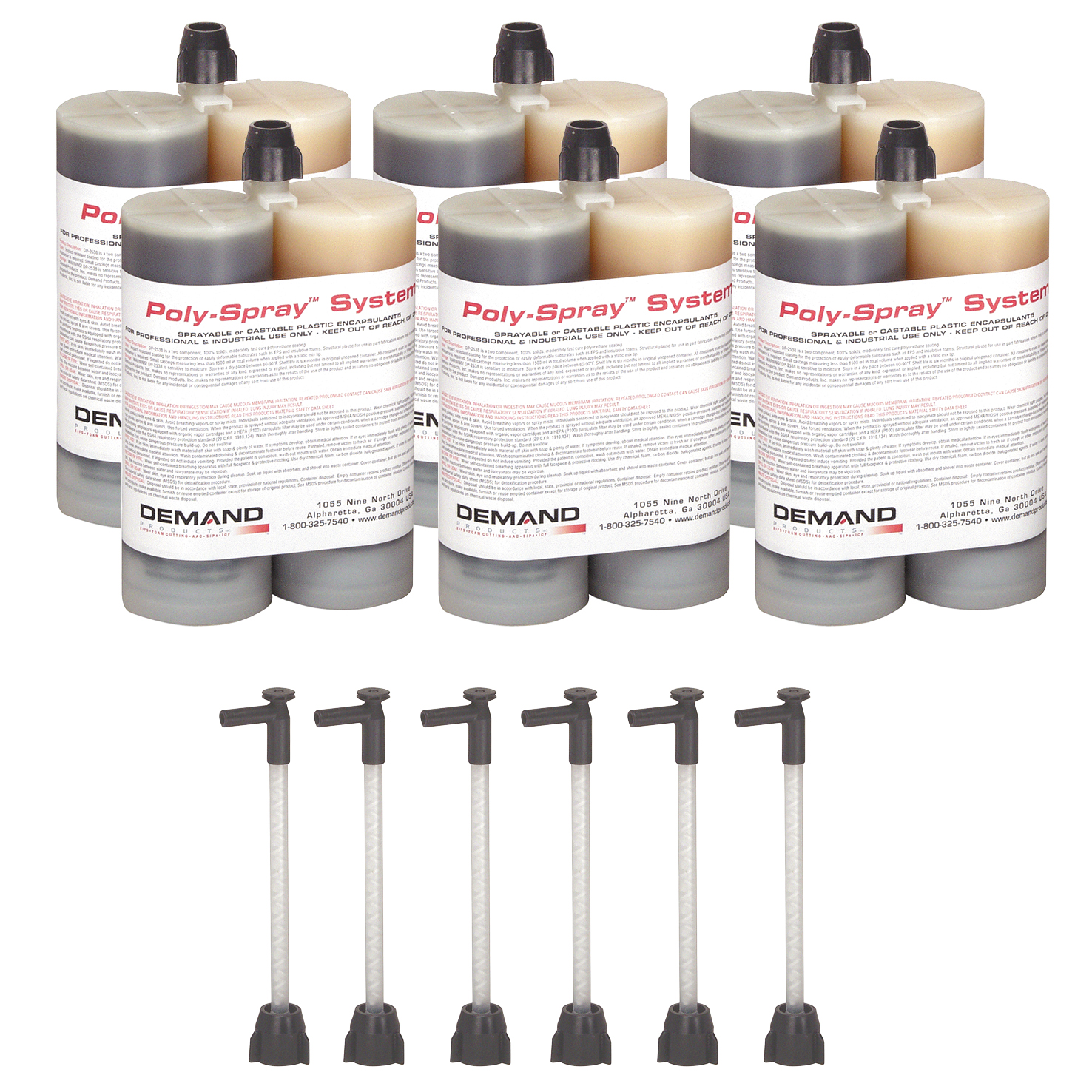 Demand Products Case Of 6 Ps75